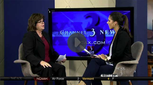 Heidi Clute on WCAX news: What Keeps You Up at Night, Part 3