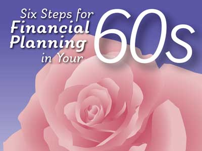 Financial Planning Tips for your 60s