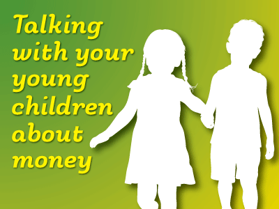 Taling with your children about money